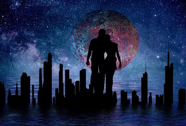 El beso de la primera y única noche