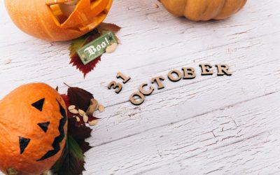 Halloween y aquellos maravillosos años